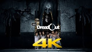 DreadOut   4K/60fps Longplay Walkthrough Gameplay No Commentary