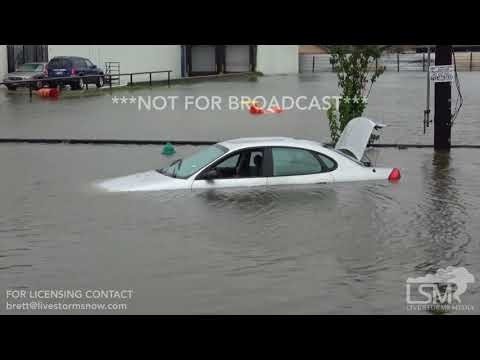 08-28-2017 North Houston and Spring Texas Interstate 45 and Cypresswood Drive Underwater Lorenson:El
