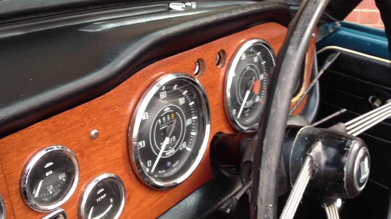 1967 Triumph TR4a UK RHD For Sale by eBay Auction - YouTube