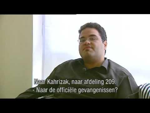 Ebrahim Sharifi Television of the Netherlands NOVA TV