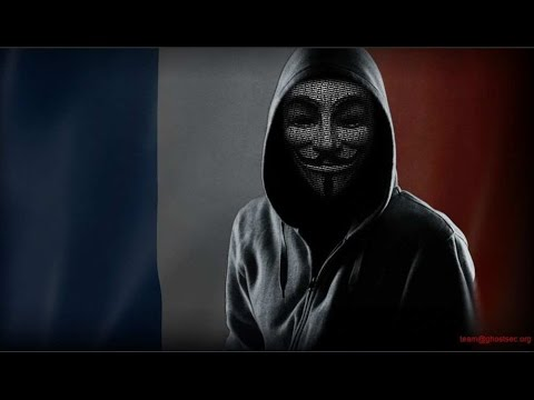 Anonymous - The truth about Paris attack (13.11.2015)  and Syria