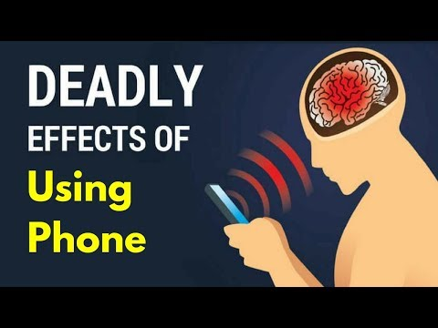Harmful Effects Of Cellphones You Should Know