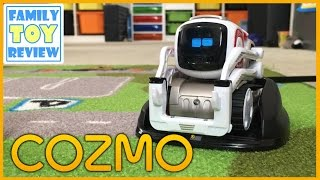 Cozmo Robot Saves Play Time - Anki Cozmo Playtime, Unboxing, & Review - Toy Cosmo Robots for Kids