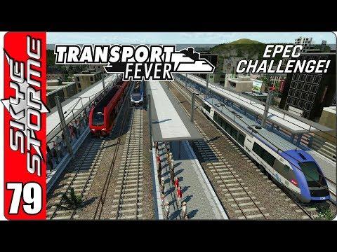 ►CAN WE MAKE WELLINGTON EVEN BETTER?!◀ Transport Fever EPEC Challenge Ep 79