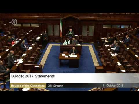 Paul Murphy TD deconstructs government budget