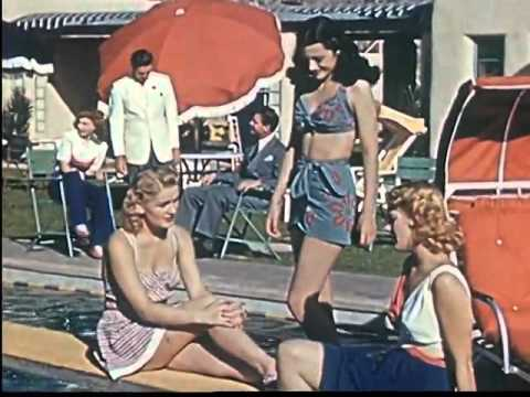 Fashion Horizons from the Prelinger Archive