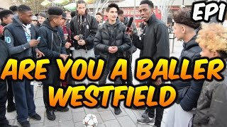 ARE YOU A BALLER SHOW ME YOUR TEKKERS