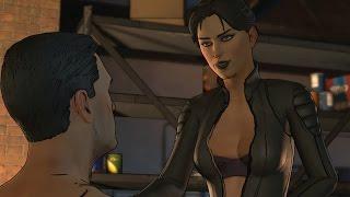 Batman and Catwoman Romance Scene - Batman A Telltale Game Series Episode 3 New World Order