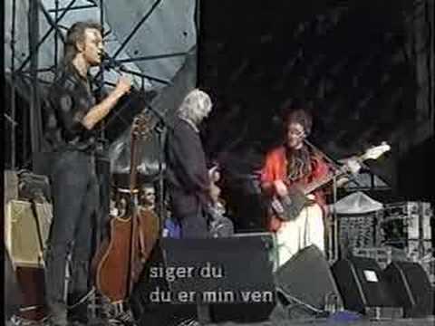 Björn Afzelius - Tusen Bitar - Live Midtfynsfestival 1989