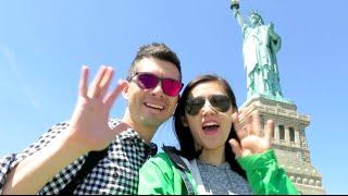 NJ Vlog: Ellis Island, Statue of Liberty, Liberty State Park!