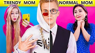 ¡Tipos De Madres! Mamá Normal Versus Mamá Influencer