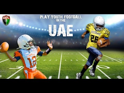 Emirates American Football League - Youth Division