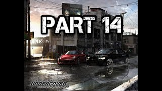 Need For Speed: Undercover (PC) Walkthrough Part 14 Races [No Commentary] (720 HD)