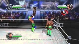 "WWE All Stars Path Of Champions ""Orton"" Walkthrough Part 1 - Nice Goatee"