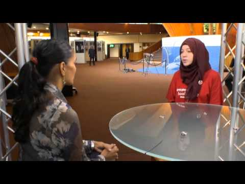 Interview with Lina, a young Muslim woman living in France