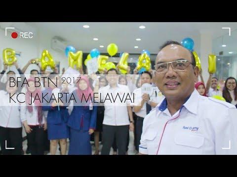 Branch Support BFA BTN KC Jakarta Melawai 2017