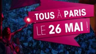 Tous à Paris le 26 Mai pour la Manif Pour Tous !