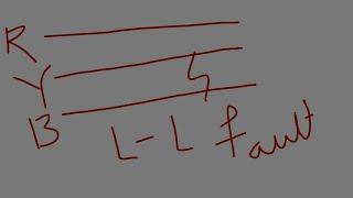 LINE TO LINE FAULT IN TRANSMISSION LINE   ज़रूर देखे