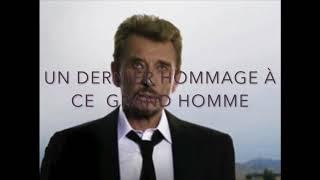 Hommage à Johnny Hallyday - Je Te Promet (cover) Djena Della