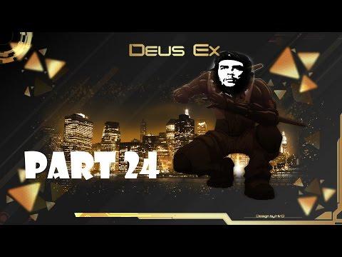 Deus Ex Human Revolution (Part 24) - Che Guevara!