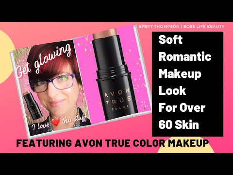 HOW TO LOOK YOUNGER MAKEUP TUTORIAL | FEATURING AVON TRUE COLOR MAKEUP