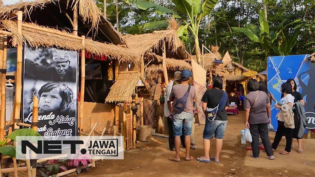 Unik Dan Menarik Ini Dia Festival Desa Wisata Wonosobo Net