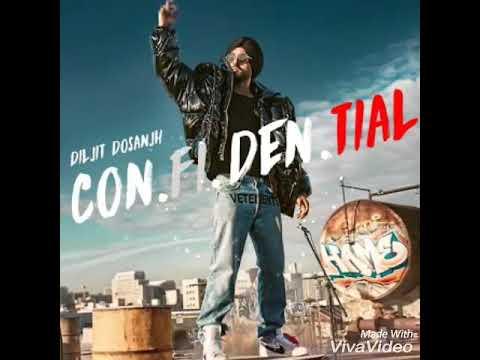 Future (full song)Diljit Dosanjh  Album - Confidential  Rav Hanjra    snappy    T series