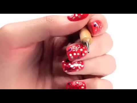All In One Nail Art System Youtube
