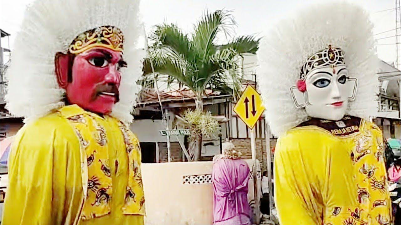 Ondel ondeL Kuning Cerah | Ondel2 Sanggar Remaja Betawi