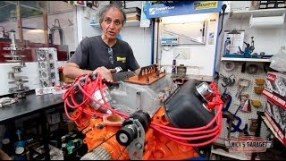 Nick puts a 426 HEMI in NHRA Eliminator race car... AND MORE!
