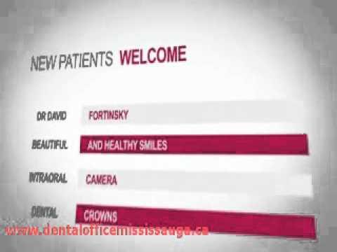 Mississauga dentist for seniors and childrens dental paractice