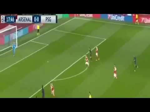Hasil Pertandingan Liga Champion Arsenal Vs Psg   Hasil Liga Champion