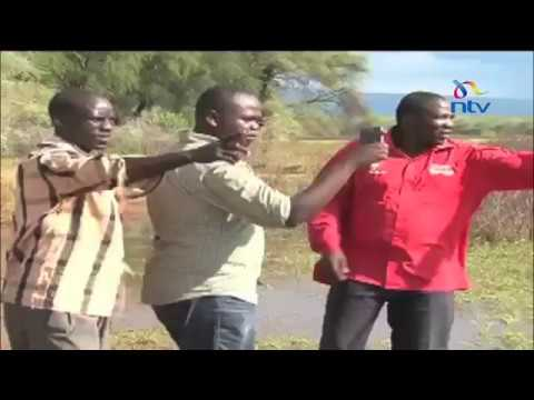 Hyacinth slowly choking life out of Lake Kamnarok