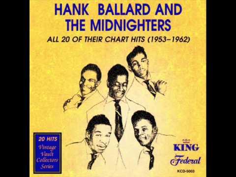 The Continental Walk- Hank Ballard