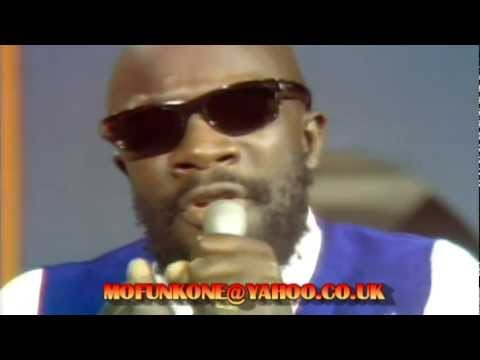 ISAAC HAYES WALK ON BY. TV PERFORMANCE 1969