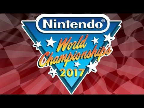 NINTENDO WORLD CHAMPIONSHIPS 2017 - Mario Kart 7 Training! [1:18.717 World Record]