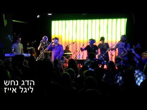 Hadag Nahash - Legal Eyes Live in New York 05/02/18 הדג נחש - ליגל אייז