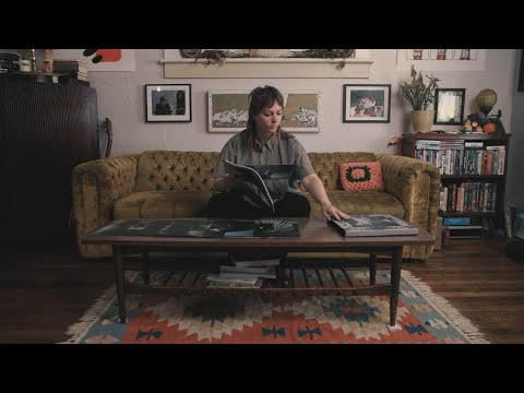 Angel Olsen 'Song of the Lark and Other Far Memories' Unboxing