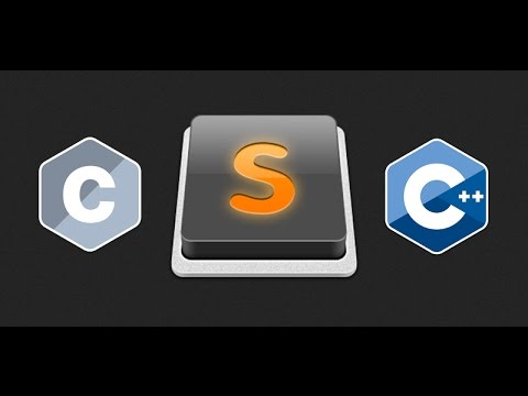 How to Run C and C++ Program in Sublime Text?