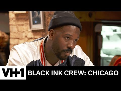 Will Phor Leave Chicago For His Music Career? 'Sneak Peek' | Black Ink Crew: Chicago