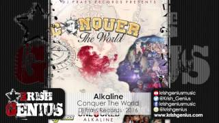 Alkaline - Conquer The World (Raw) March 2016