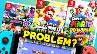 The Switch Has A DELUXE Sized Problem, But It's Not With The Amount Of Ports!