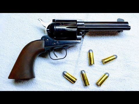 My $400 Single Action 45 - the EAA Big Bore Bounty Hunter