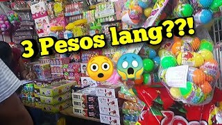DIVISORIA | PINAKAMURANG BILIHAN NG LOOT BAGS, GIVEAWAYS, GAME PRIZES, PARTY SUPPLIES / PARTY NEEDS