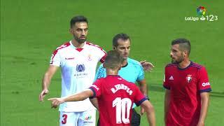 Resumen de Cultural Leonesa vs Osasuna (2-1)