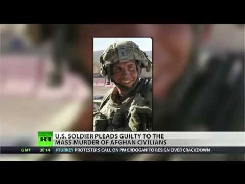 Army Staff Sgt. pleads guilty to Afghan massacre