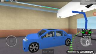 ROBLOX Car Wash #80: Ryko UltraSonic 2001 Overhead At A BP Gas Station