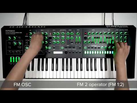 Roland System-8 Plug-Out Synthesizer | Sweetwater