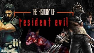 The History of Resident Evil