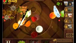 Fruit ninja 2012